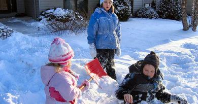 children health during winter