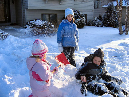 children health during winter