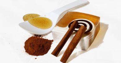 Honey cinnamon juice