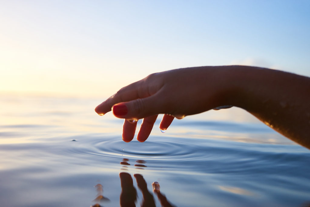 Water (Aquagenic Urticaria)